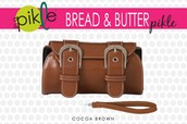 Cocoa Bread and Butter Pikle