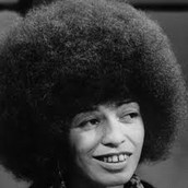 she was associated with the black panthers