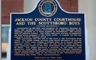 Landmark of the Scottsboro Boys Court