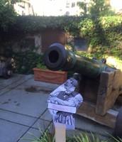 1700 spanish cannon