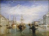 התעלה הגדולה - ונציה