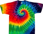 How to Tie-Dye a shirt