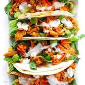 Flour tacos