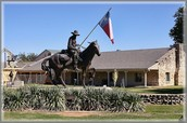TEXAS RANGER HALL OF FAME AND MUSEUM-HISTORICAL SITE
