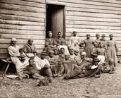 Enslaved African American