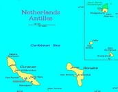Where Netherlands Antilles is located
