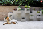7 Ways To Use The Hottest Material Around: The Humble Concrete Block