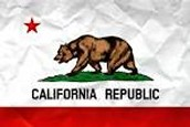 Californias Flag.
