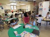 Kindergarten Art...Fun!