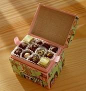 סוגי השוקולד