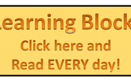 Read your Learning Block!