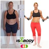 2013 IsaBody Champion - Kelly Ann Zander - Toronto, ON