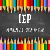 What is an IEP and what does it stand for?
