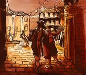The cask of Amontillado-Summary