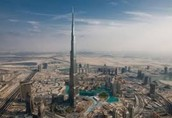 What are the 3 tallest buildings in the world?