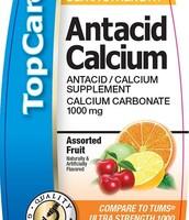 Antacids-Calcium Carbonate