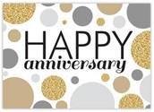 Thirty-One Anniversary