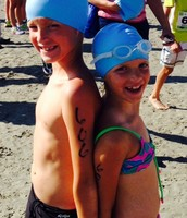 Islandman kids Triathlon  June 2014