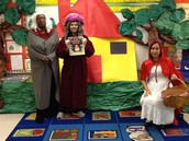 The CBLT Brings The Little Red Riding Hood to Life