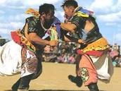 Ancient China Wrestling