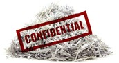 Confidential Papers/Shredding