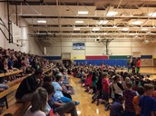 SHJH & SHPS Attend a Anti-Bullying Assembly