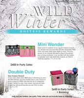 Winter Hostess rewards:)