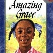 Book of the Month: Amazing Grace by Mary Hoffman & Caroline Binch