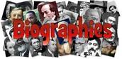 Social Studies/ Biographies