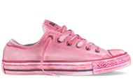 Women's Chuck Taylor Washed Canvas Pink
