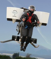 Jet-Pack in use