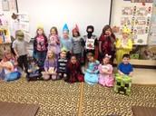 Mrs. Potts Kindergarten Class