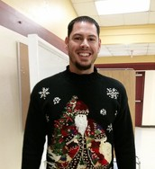 The ugliest sweater!!