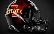 Iowa State New Helmet
