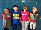 Fourth Grade Winners