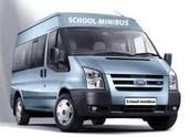 Transporte escolar responsable y seguro.