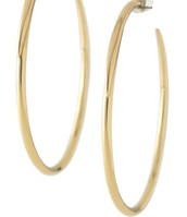 SIGNATURE HOOPS BRONZE