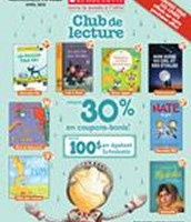 Scholastic French Books:  Orders Due December 9th