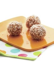 Coconut Cashew Butter Bonbons