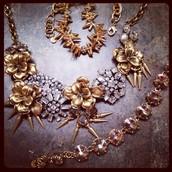 Georgie Statement Necklace - Sale Price $114, Retail Price $228