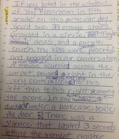 A Mouse Story by Mrs. Jones