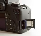 Camera SD Card.