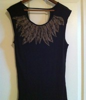 12. Digital Plus Tank, Has Cut out in the back, but does not show bra. No Size, Lg or XL