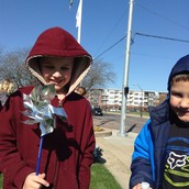 Kindergarten Field Trip to City Hall