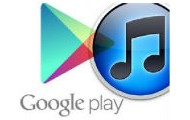 Google Play up on iTunes