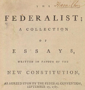 Federalists VS. Anti- Federalists