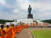 Buddhist Monks and Nuns