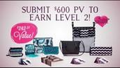 Level 2 - $600
