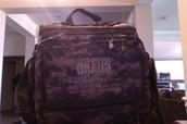 A Backpack (A National Guard Backpack)