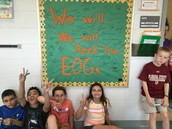 EOG Excitement in 5th grade